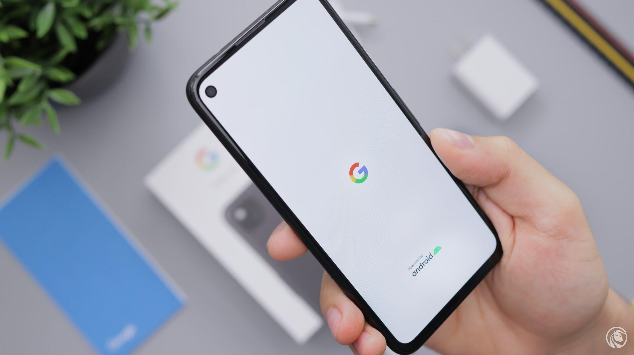 pixel do google