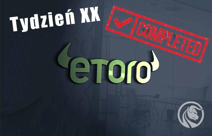social trading eToro test