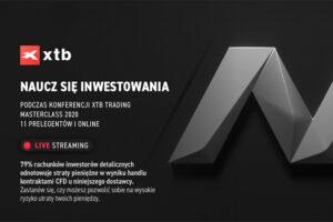 xtb trading Masterclass 2020