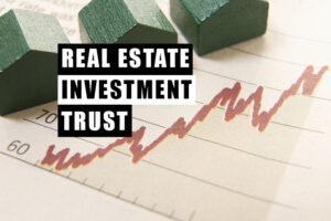 REIT - real estate investment trust