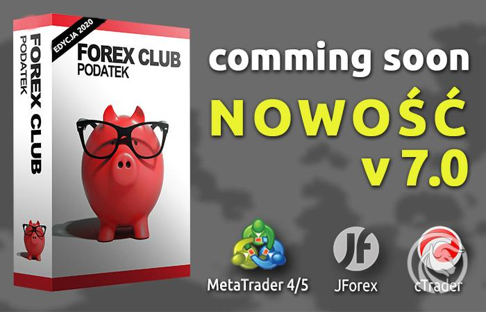 imposto de clube forex 7.0