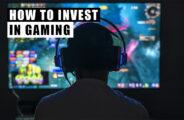 como investir em jogos