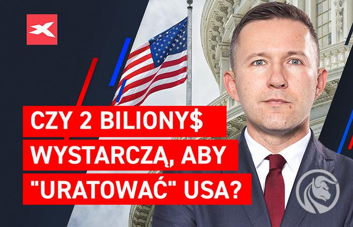 giełda usa 2 bln usd