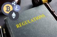 regulamentos de criptomoeda