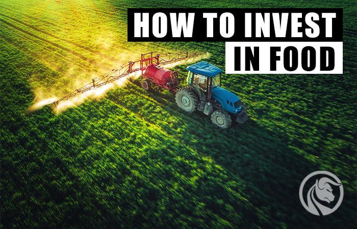 rynek spożywczy inwestowanie w żywność
