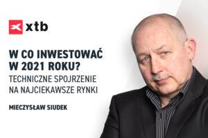 Mieczysław Siudek - W co inwestować w 2021