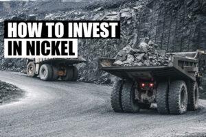 jak inwestować w nikiel