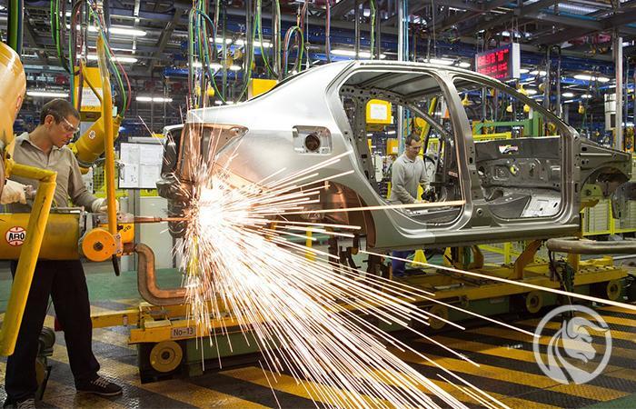índice de produção industrial