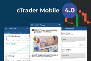 cTrader Mobile 4.0