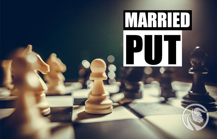 opcje strategia married put