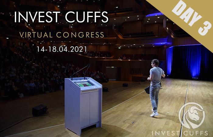 Invest Cuffs 2021 agenda 3