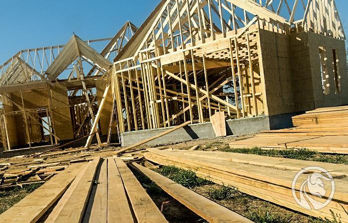 boom em matérias-primas de madeira