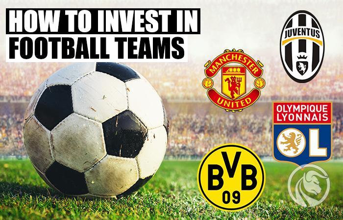 jak inwestować w kluby piłkarskie