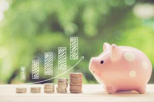 investimento passivo de juros compostos