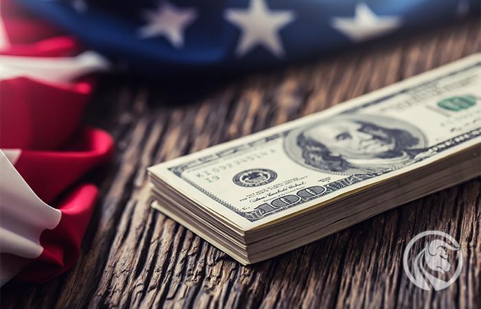 dólar fraco usd