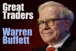 warren buffett wielcy traderzy