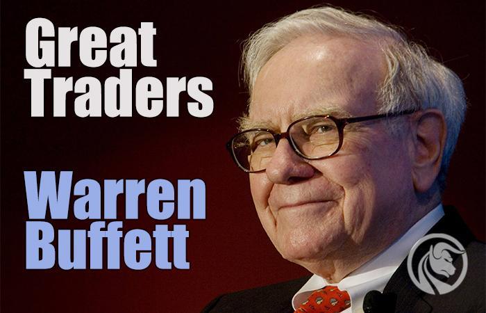 grandes comerciantes Warren Buffett