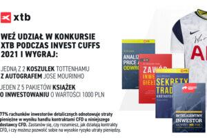xtb invest cuffs