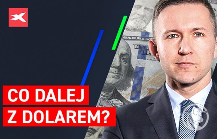 Co dalej z dolarem