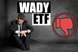 inwestowanie w etf wady