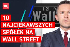 10 spolek wall street