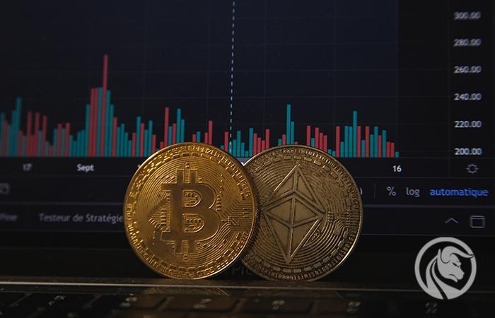 cena bitcoina zanizona