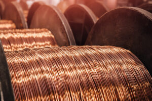 barômetro de cobre