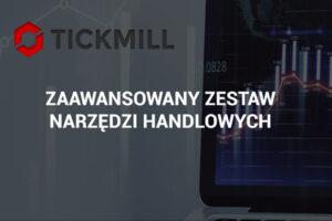 Tickmill - Zestaw narzedzi MT4