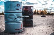 raporty o zapasach ropy naftowej