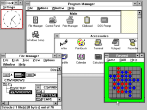 01 Windows,3.0 workspace
