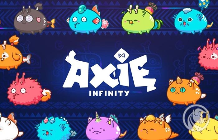 Axie Infinity token kryptowaluta