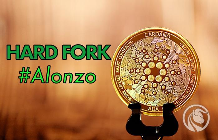 cardano ada hard fork alonzo