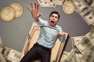 inflação de depósitos bancários