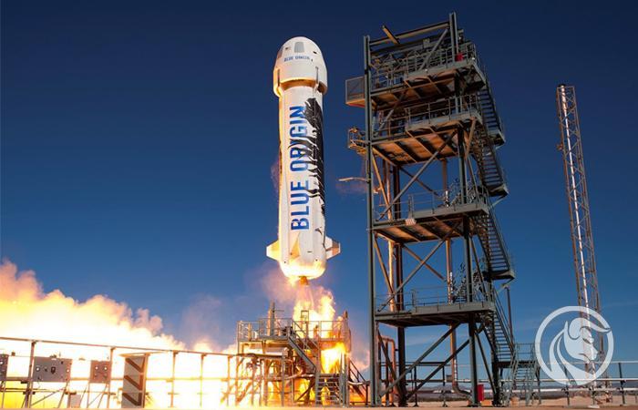 New Shepard, Blue Origin