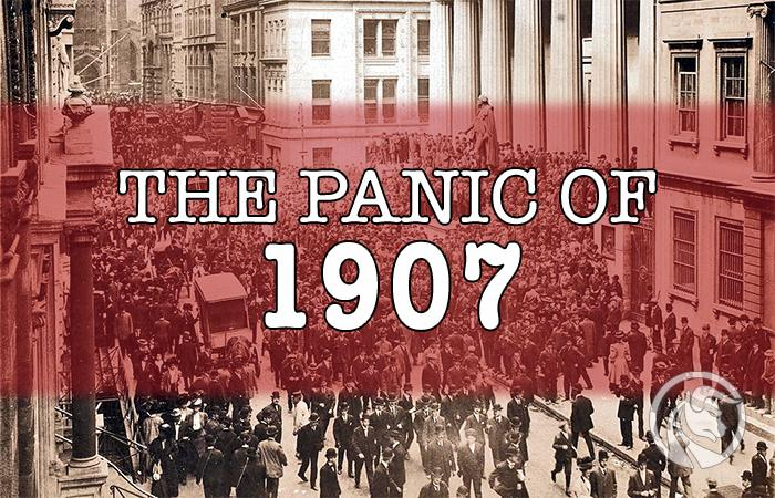 panika 1907 kryzys finansowy