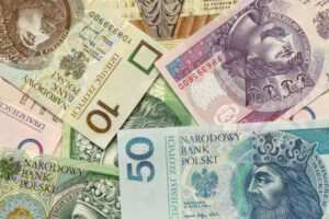 Banknoty PLN, inflacja, gus