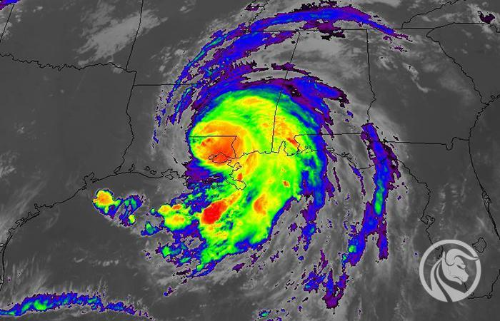 huragan ida