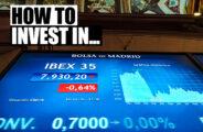 come investire indice ibex 35 in spagna