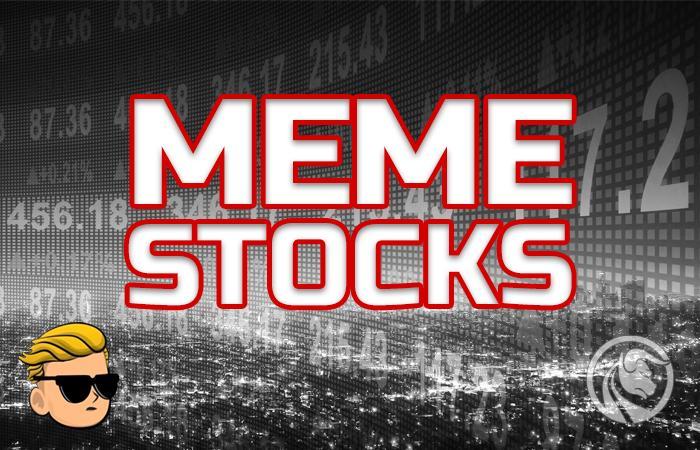 Meme stocks, spółki memowe
