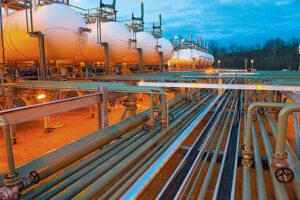 rynek gazu natgas uran