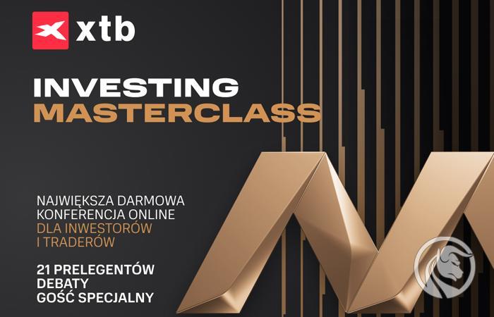 xtb investing masterclass