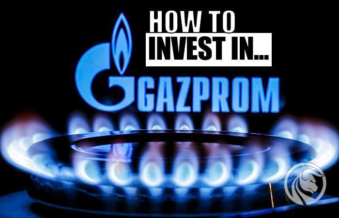 gazprom akcje