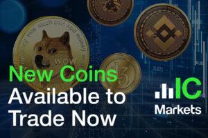 ic markets kryptowaluty