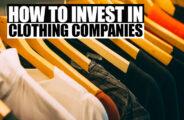 spółki odzieżowe sektor tekstylny