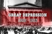 wielki kryzys 1929